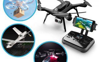 فناوری های هواپیماهای بدون سرنشین