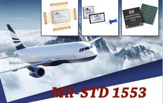 آشنایی با استاندارد MIL-STD 1553
