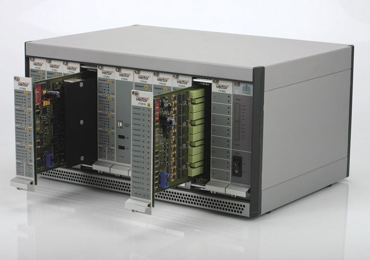 سخت افزار VT-System
