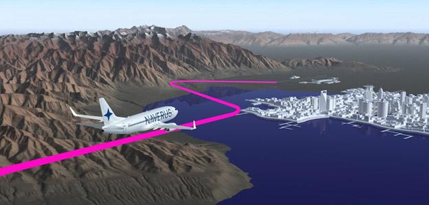 ناوبری نسل آینده هواپیما