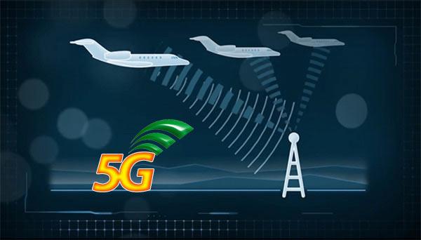 سرویسهای 5G برای ایرلاینهای امریکایی