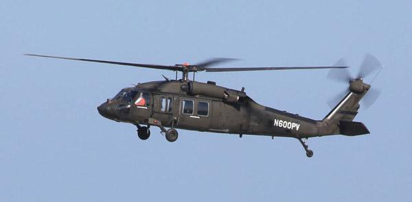 بالگردهای قدیمی سیکورسکی اس-70 به FBW