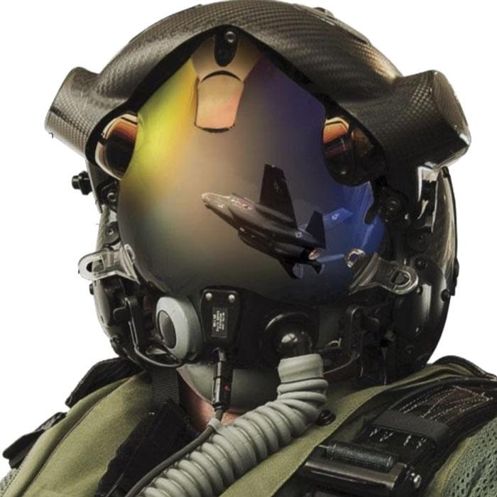 طراحی کلاههای F-35