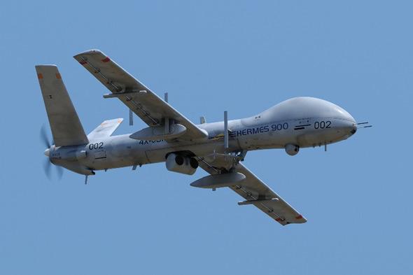 استفاده از UAV برای نظارت بر حریمهای دریایی اروپا