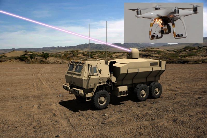 سامانههای ضد هواگردهای بدون سرنشین برای فرودگاهها
