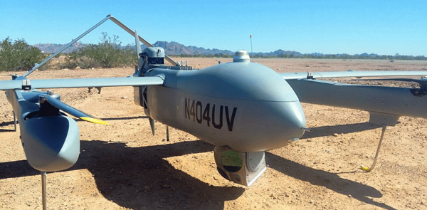 هواپیمای بدون سرنشین RQ-7 Shadow