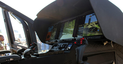 کابین بالگرد H160M