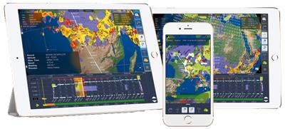 دسترسی بلادرنگ به اطلاعات هواشناسی برای خلبانان شرکت اتحاد ایرویز