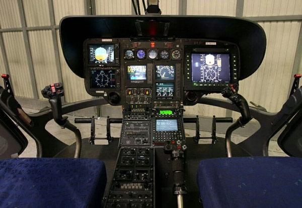 پلتفرم FHS که مرکز تحقیقات هوانوردی آلمان از آن برای انجام آزمایشهای مربوط به فناوریهای مدرن کنترل پرواز استفاده میکند.