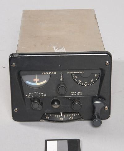سیستم رادیویی Narco Omnigator Mk II