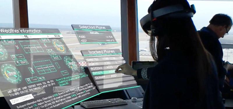 اطلاعات نمایش داده شده برای کنترلر قابل کلیک و انتخاب شدن هستند.